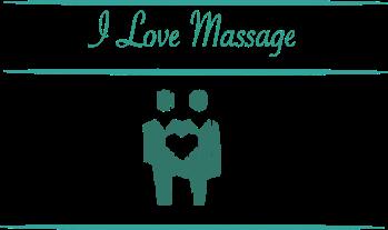 I Love Massage è un Massaggio Olistico pensato per le coppie, in cui vengono imparate delle tecniche di massaggio olistico per donare e ricevere Benessere all'interno della coppia.